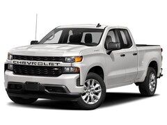 2020 Chevrolet Silverado 1500 Custom Truck Double Cab