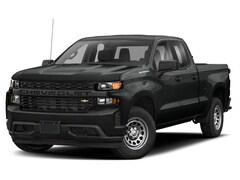 2020 Chevrolet Silverado 1500 Custom Trail Boss Truck Double Cab