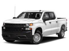 2020 Chevrolet Silverado 1500 Work Truck Truck Crew Cab