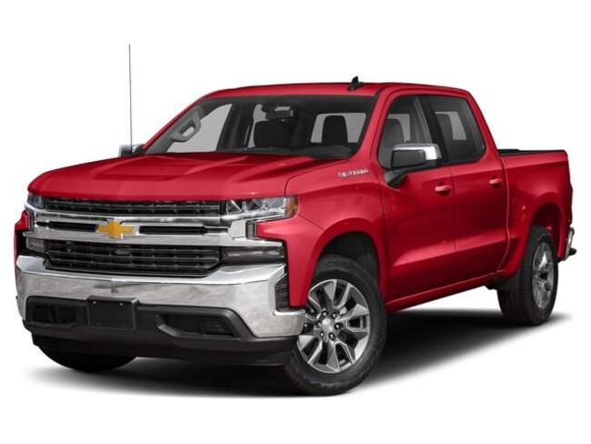 New 2020 Chevrolet Silverado 1500 Silverado Custom Trail Boss Truck Crew Cab San Benito