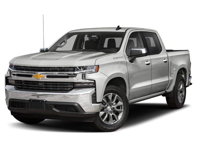 2020 Chevrolet Silverado 1500 Truck Crew Cab