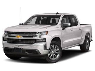 New 2020 Chevrolet Silverado 1500 LT Truck Crew Cab L2117 for sale near Cortland, NY