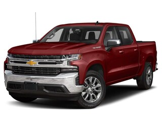 2020 Chevrolet Silverado 1500 Custom Trail Boss Truck Crew Cab