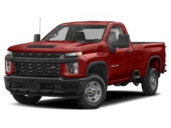 2020 Chevrolet Silverado 2500HD Work Truck Truck Regular Cab
