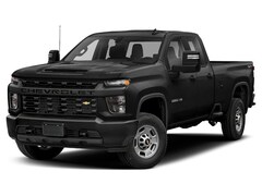 2020 Chevrolet Silverado 2500HD Work Truck Truck Double Cab