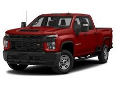 2020 Chevrolet Silverado 2500HD Work Truck Truck Crew Cab