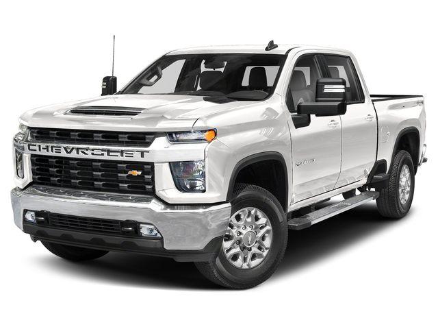2020 Chevrolet Silverado 2500HD Truck Crew Cab
