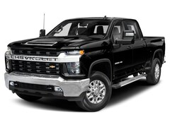 New 2020 Chevrolet Silverado 2500HD Custom Truck Crew Cab near Escanaba, MI
