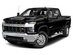 2020 Chevrolet Silverado 2500HD LT Truck Crew Cab