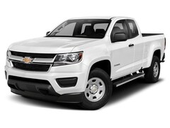 New 2020 Chevrolet Colorado WT Truck Extended Cab Winston Salem, North Carolina