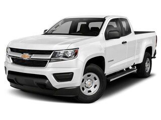 2020 Chevrolet Colorado 2WD Ext Cab 128 Work Truck Extended Cab Pickup