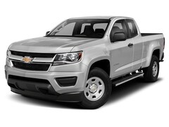 New 2020 Chevrolet Colorado WT Truck Extended Cab for sale in Greenville, Ohio