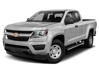 2020 Chevrolet Colorado 4WD Work Truck Truck Extended Cab