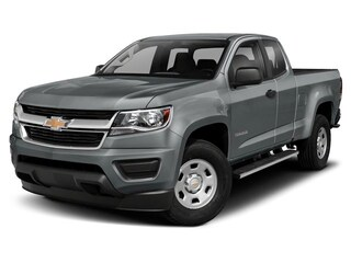 2020 Chevrolet Colorado 4WD LT Truck Extended Cab