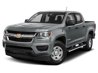 2020 Chevrolet Colorado Base Truck Crew Cab