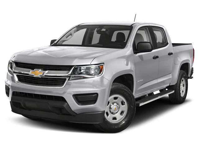 2020 Chevrolet Colorado Truck Crew Cab