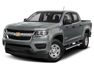 New 2020 Chevrolet Colorado Z71 Truck Crew Cab for sale near Cortland, NY
