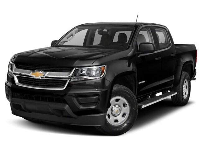 New 2020 Chevrolet Colorado Z71 Truck Crew Cab for sale near Jasper, IN