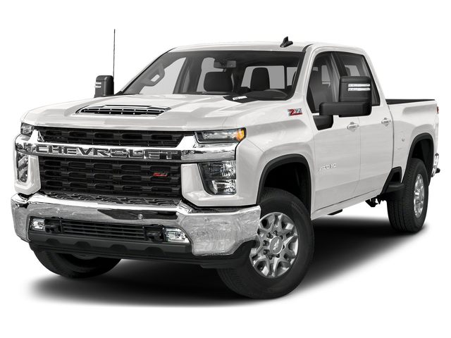 2020 Chevrolet Silverado 3500HD Truck Crew Cab