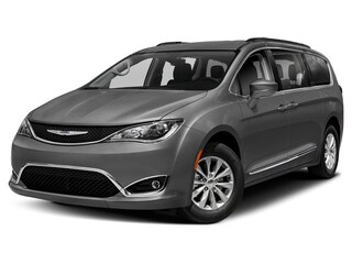 2020 Chrysler Pacifica Red S FWD Mini-van, Passenger
