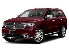 New 2020 Dodge Durango CITADEL ANODIZED PLATINUM AWD Sport Utility 501009 for Sale in Madison, WI, at Don Miller Dodge Chrysler Jeep Ram