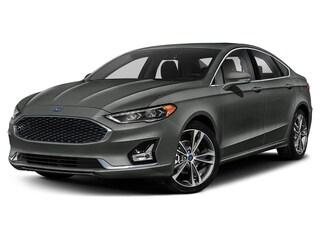 New 2020 Ford Fusion Titanium Sedan for sale near you in Braintree, MA
