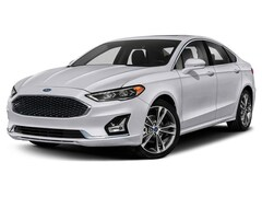 New 2020 Ford Fusion Titanium Sedan for sale in Lebanon, NH