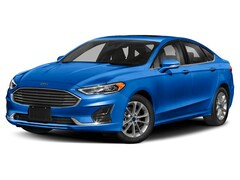 New 2020 Ford Fusion Hybrid SEL Sedan JF20174 in Jamestown, NY