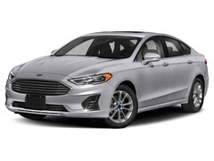 New 2020 Ford Fusion Hybrid SEL Sedan in Mahwah