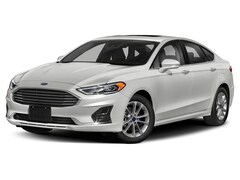 Used 2020 Ford Fusion Hybrid SEL Sedan For Sale in Eatontown, NJ