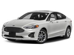 2020 Ford Fusion Hybrid SEL 4dr Car