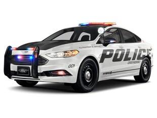 2020 Ford Police Responder Hybrid Sedan Base Sedan