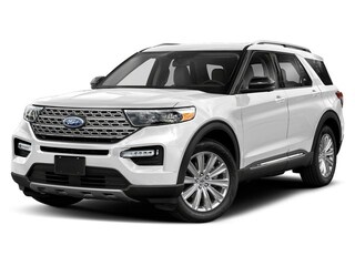 2020 Ford Explorer XLT FWD suv