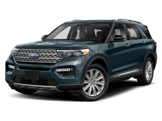 2020 Ford Explorer XLT SUV 1FMSK7DH5LGA50816 for sale near Elyria, OH at Mike Bass Ford