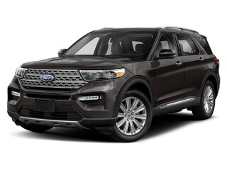 2020 Ford Explorer XLT SUV 1FMSK7DH8LGA60305 for sale near Elyria, OH at Mike Bass Ford