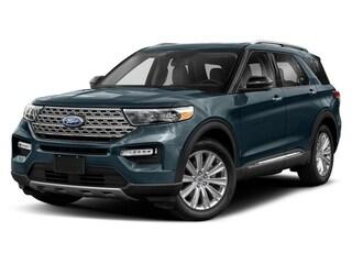 2020 Ford Explorer Limited RWD SUV