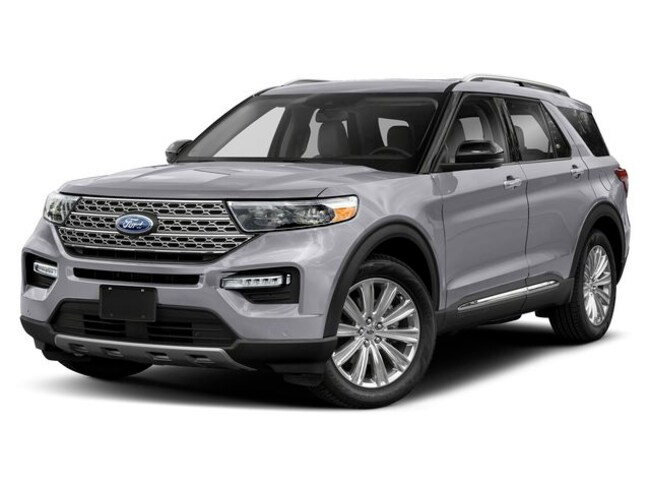 2020 Ford Explorer Limited Limited FWD