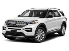 2020 Ford Explorer Utility Vehicle