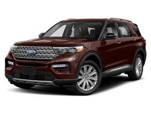 2020 Ford Explorer XLT SUV 1FMSK8DH4LGA16209