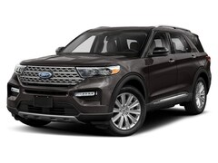 New 2020 Ford Explorer Limited SUV in Peoria, IL