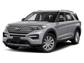 2020 Ford Explorer Limited 4x4