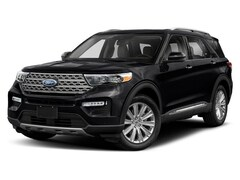 New 2020 Ford Explorer Limited SUV for sale in Livonia, MI