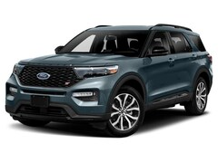New 2020 Ford Explorer ST SUV near Escanaba, MI