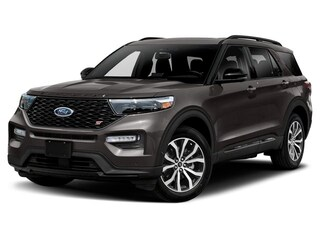 New 2020 Ford Explorer ST SUV for sale near you in Logan, UT