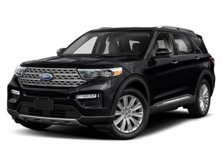 New 2020 Ford Explorer Platinum SUV in Broomfield