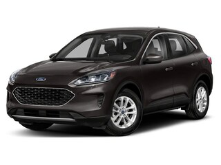 New 2020 Ford Escape SE SUV in Getzville, NY