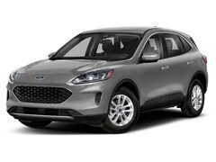 New 2020 Ford Escape SE SUV in Traverse City, MI