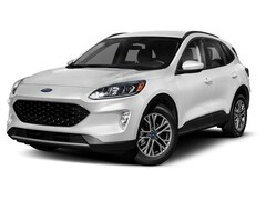 New 2020 Ford Escape SEL SUV for sale in Gladwin, MI