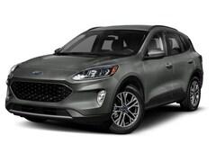 Used 2020 Ford Escape SEL SUV 1FMCU9H65LUA53185 in Holly, MI