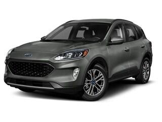 New 2020 Ford Escape SEL SUV for sale near you in Braintree, MA